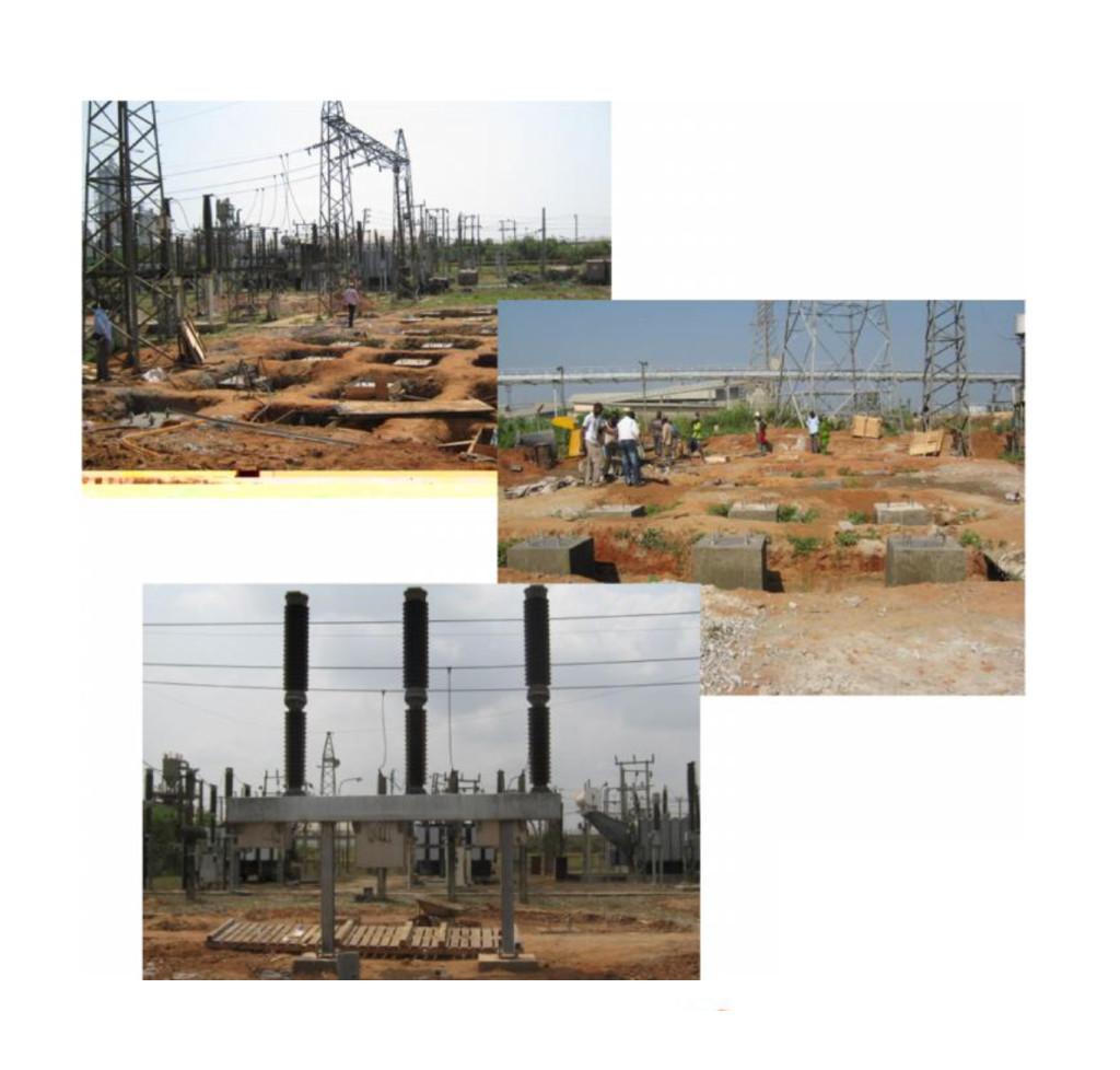 Papalanto Transmission Substation Project